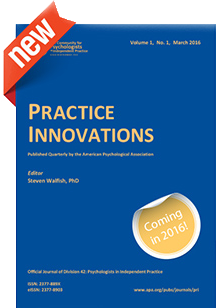 Practice Innovations cover